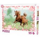 Puzzle koń 99 el