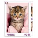 Puzzle z kotkami w 99 kawałkach