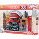 Miasta (Londyn) puzzle 500 elementów