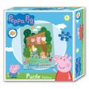 Puzzle Świnka Peppa 50 szt