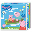 Puzzle Świnka Peppa 24 szt