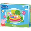 Świnka Peppa puzzle 24 szt