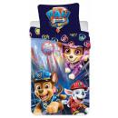 Großhandel Lizenzartikel: Paw Patrol Kinderbettwäschebezu g 100 × 135cm