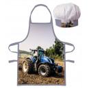 hurtownia Zabawki: Fartuch dziecięcy do traktora 2-częściowy zestaw