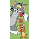 Ręcznik plażowy Tom i Jerry 70*140 cm