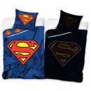 Superman pościel w ciemności 140×200cm