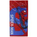 Ręcznik kąpielowy Spiderman, ręcznik plażowy 70*14