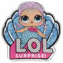 Ręcznik kąpielowy w kształcie LOL Surprise, ręczni