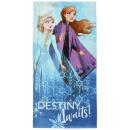 Disney Ręcznik kąpielowy Ice Magic, ręcznik plażow