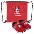 DisneyMickey buty uliczne z torbą na siłownię 21-2