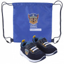 Buty uliczne Psi Patrol z torbą na siłownię 21-27