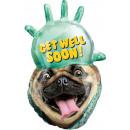 mayorista Accesorios para animales de compañía: Perro, Globos de aluminio para perros 81 cm