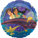 Disney Balony foliowe Aladdin 43 cm