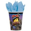 LEGO Movie, LEGO Adventure Paper Cup 8 szt. 266 ml