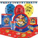 wholesale Gifts & Stationery: Paw Patrol party set of 56 pieces