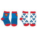 Superman skarpetki dziecięce 68-86