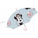 DisneyMinnie półautomatyczny parasol dziecięcy Ø72