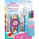 Zegarek cyfrowy + kolorowy pasek do zegarka Disney