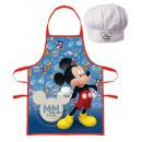 hurtownia Produkty licencyjne: DisneyMickey fartuch dziecięcy zestaw 2