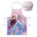 hurtownia Produkty licencyjne: Disney Lodowy magiczny fartuch dziecięcy zestaw 2