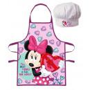 hurtownia Produkty licencyjne: DisneyMinnie fartuch dziecięcy zestaw 2
