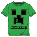Minecraft koszulka dziecięca krótka, top 6-12 lat