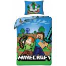 Minecraft pościel 140 × 200 cm, 70 × 90 cm