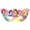 DisneyPrincess , Maska księżniczek, maska 6 szt