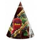 LEGO Ninjago Partyhut, Spitzhacke 6 Stk