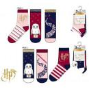 Chaussettes pour enfants Harry Potter 23-34