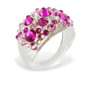 Bubble Ring Fuchsia