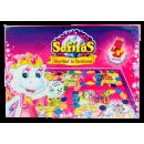 Noris Safira's children's game, race in Ta