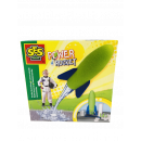 Power Rocket, 20 x 20 cm