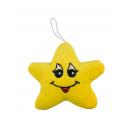 Peluche estrella amarillo