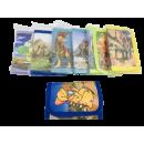 Wallet Dino, 11 x 8cm
