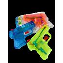 kleurrijk waterpistool in een zak, 8.5cm, pak van