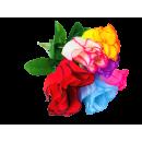 Rose 25 cm, 6 plis