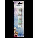 3 pencil frozen