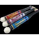 Baseball bat with ball, 57cm