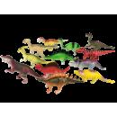 Dinos, confezionati singolarmente, 12x, 15cm,