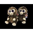 TY pluszowa małpka z błyszczącymi oczami 24cm