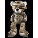 grossiste Poupees et peluches: Sunkid XL Tigre assis 100cm