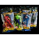 Hasbro Marvel Avengers Verzamelfiguren, 4 soorten,