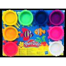 Pâte à modeler Hasbro Play-Doh, lot de 8, 22 x 16