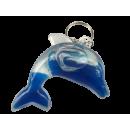 Dolfijn sleutelhanger, 7cm