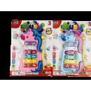 Xylophone Einhorn, 2 Farben, 28cm x 21,5cm