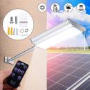 nagyker Lámpák: Novion 70-es LED-es napelemes fali utcalámpa 5 vil