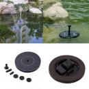 Solar Fountain, Irrigation System