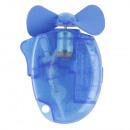 Großhandel Scherzartikel: Tragbarer Mini Kühler Blau