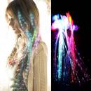 Luminous hair
